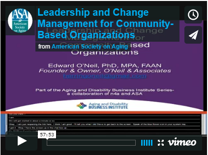 Leadership and Change Management video image