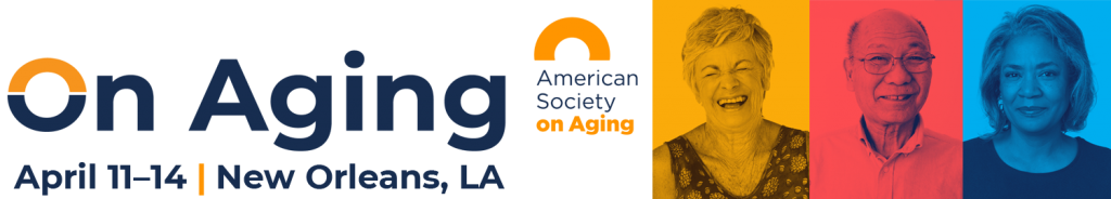On Aging