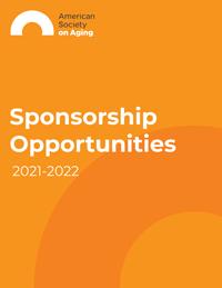 ASA Sponsorship Opportunities 2021