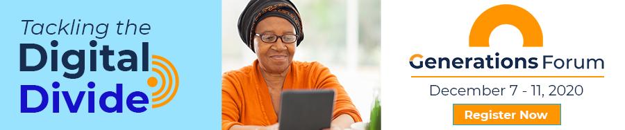 Tackling the Digital Divide - Generations Forum