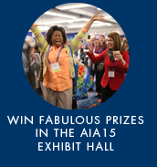 win fabulous prizes in the exhibit hall