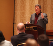 Ken Dychtwald at 2012 Leadership Academy