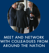 meet and network with colleagues from around the nation